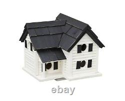 6 Room Cottage Bird House Amish Handmade Great Quality 18 x 16 New condition