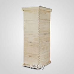 8 Styles Beehive Frames Beekeeping Bee Hive Honey Conseil Conseil Pine Wood
