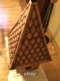 Good Directions Copper Shingle Roof Chateau Bird HouseBH203W