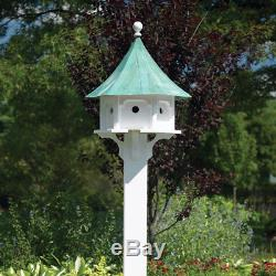 Good Directions Lazy Hill Farm Carousel 24 in x 25 in x 25 in Birdhouse