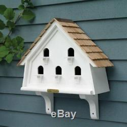 Good Directions Lazy Hill Farm Flat 20 in x 15.5 in x 7 in Birdhouse 41414