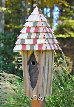 Heartwood Vintage 32 in x 12 in x 12 in Bluebird House