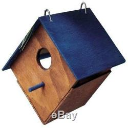 Kids Make Your Own Bird House Unfinished Wood Wooden Craft Project Kit T168 Craf
