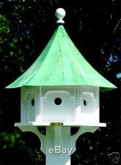 Lazy Hill Farm Carosel Bird House Decorative Bird House