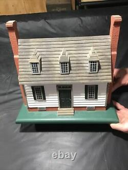 Michael Radcliffe Handmade Colonial Early Bird House Colonial Williamsburg