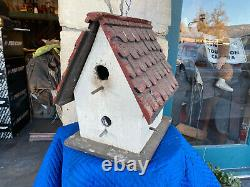 Micheal Jackson owned birdhouse from Neverland Ranch