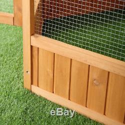 NEW! Parrot Bird Cage Finch Macaw Cockatoo Play House X Large Wooden