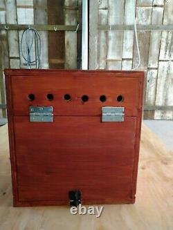 Owl Express Nesting Box. Manufactured in the in USA
