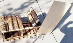 Pheasant. Cage. Dog. Training. Transfer of live birds. GIFT MADE IN U. S. A. BY VET'S