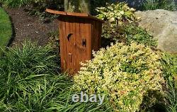Well Cover, Amish Outhouse Well Cover, Reclaimed Wood