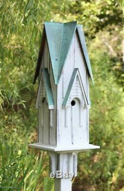 Westminster Bird House in Antique White ID 3411801